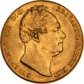 William IV Sovereigns