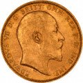 Edward VII Sovereigns