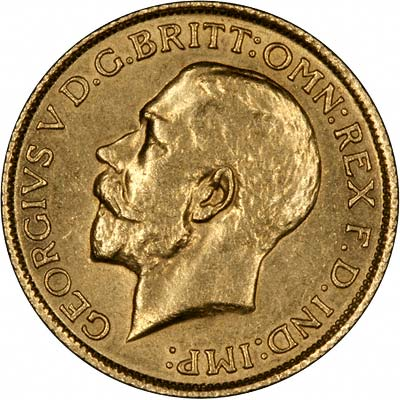 Fake 1927 SA Obverse, showing incorrect axis
