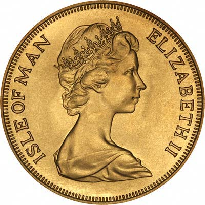 1973 Gold Sovereigns Do Not Exist