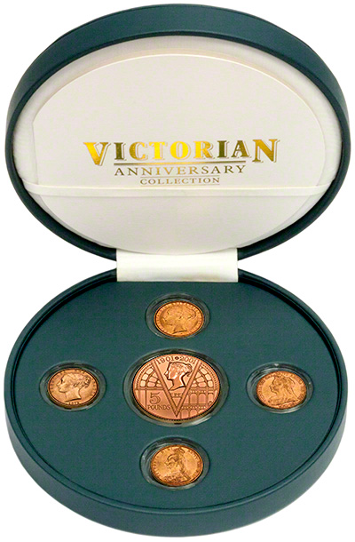 The Victorian Anniversary Collection