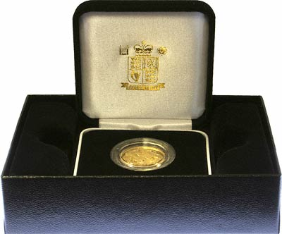 2007 Sovereign in Presentation Box