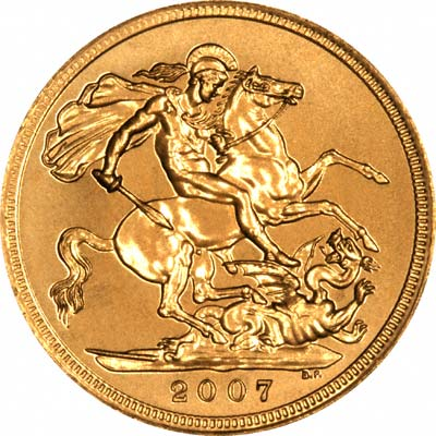 Reverse of 2007 Sovereign