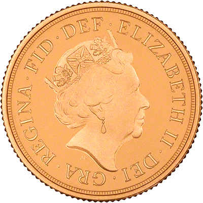 2015 Proof Sovereigns