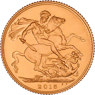 Reverse of 2015 Sovereign
