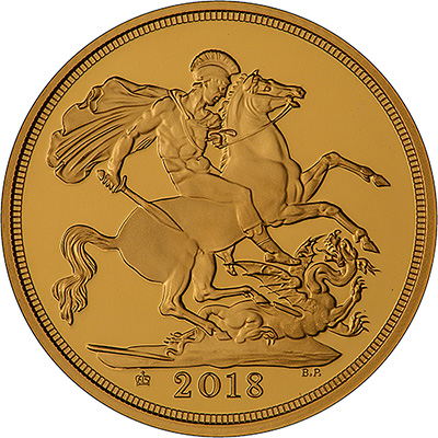 2018 Proof Sovereign