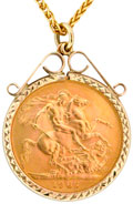 Sovereign Pendant